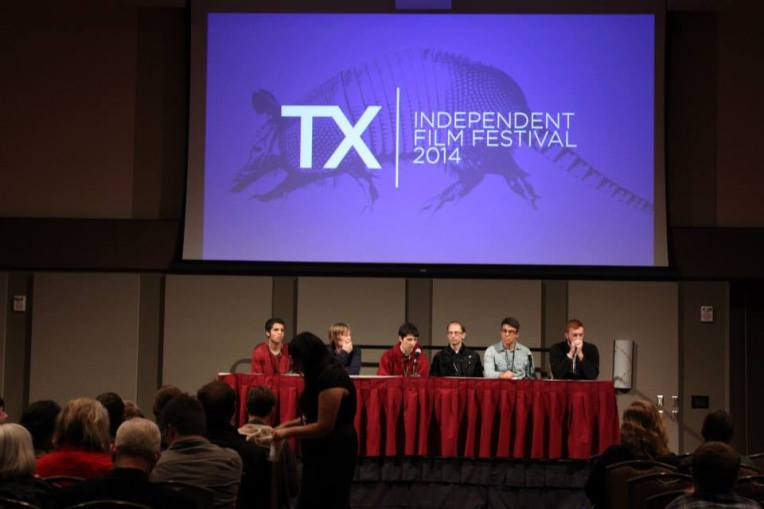 Not Again at the 2014 Texas Independent Film Festival