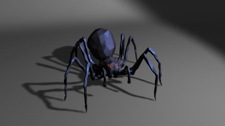 Spider Texture