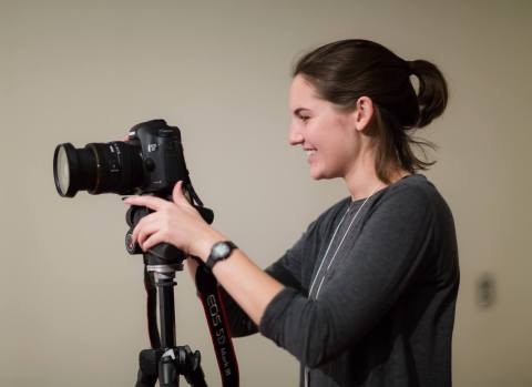 The awesome documentation team! Brittney Wolfe pictured.
